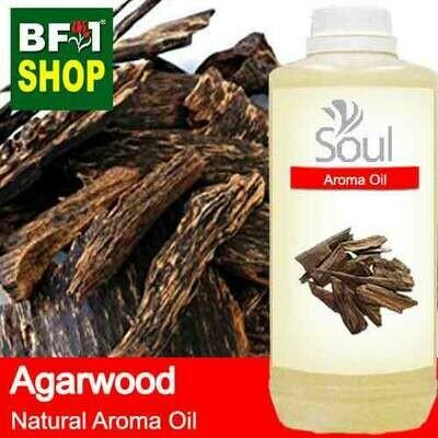 Natural Aroma Oil (AO) - Agarwood Aroma Oil   - 1L