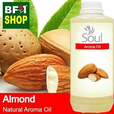 Natural Aroma Oil (AO) - Almond Aroma Oil  - 1L