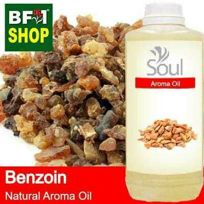 Natural Aroma Oil (AO) - Benzoin Aroma Oil  - 1L