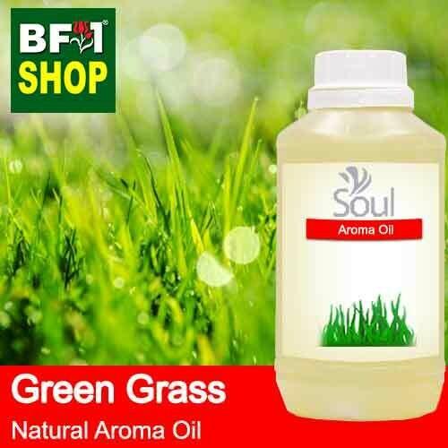 Natural Aroma Oil (AO) - Green Grass Aroma Oil  - 500ml