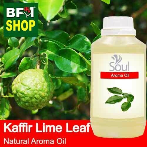 Natural Aroma Oil (AO) - Lime - Kaffir Lime Leaf Aroma Oil  - 500ml