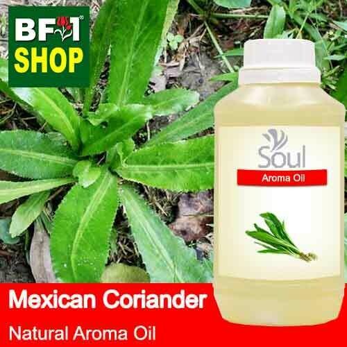 Natural Aroma Oil (AO) - Mexican Coriander ( Eryngium Foetidum ) Aroma Oil  - 500ml