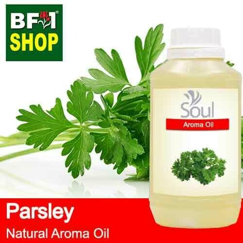 Natural Aroma Oil (AO) - Parsley Aroma Oil  - 500ml