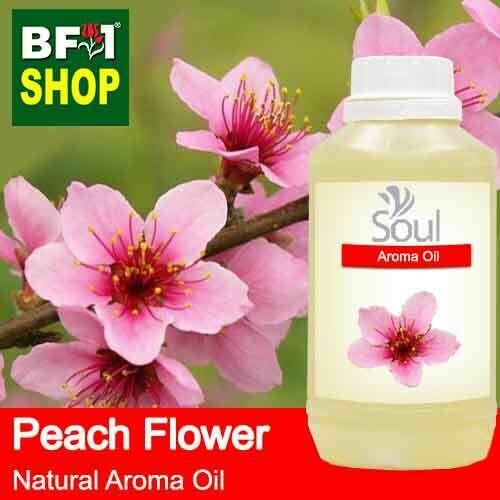 Natural Aroma Oil (AO) - Peach Flower Aroma Oil  - 500ml