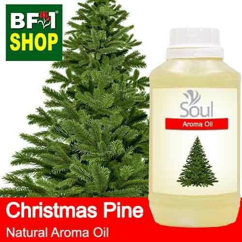 Natural Aroma Oil (AO) - Pine - Christmas Pine Aroma Oil  - 500ml