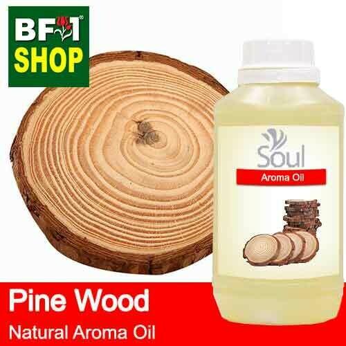 Natural Aroma Oil (AO) - Pine - Pine Wood Aroma Oil  - 500ml
