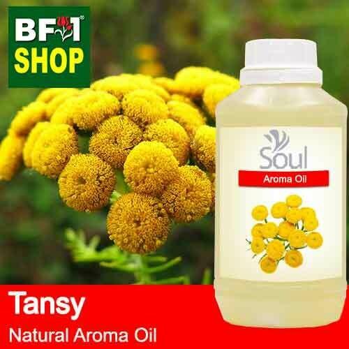Natural Aroma Oil (AO) - Tansy Aroma Oil  - 500ml