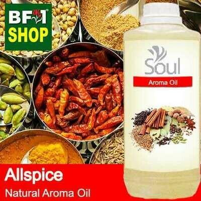 Natural Aroma Oil (AO) - Allspice Aroma Oil  - 1L