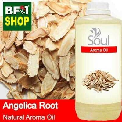Natural Aroma Oil (AO) - Angelica root Aroma Oil  - 1L