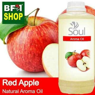 Natural Aroma Oil (AO) - Apple (Red) Aroma Oil  - 1L