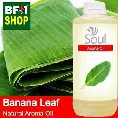 Natural Aroma Oil (AO) - Banana Leaf Aroma Oil  - 1L