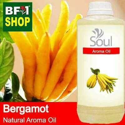Natural Aroma Oil (AO) - Bergamot Aroma Oil  - 1L