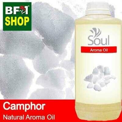 Natural Aroma Oil (AO) - Camphor Aroma Oil  - 1L
