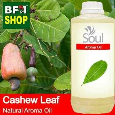 Natural Aroma Oil (AO) - Cashew Leaf ( Anacardium Occidentale ) Aroma Oil  - 1L