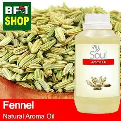 Natural Aroma Oil (AO) - Fennel Aroma Oil  - 500ml