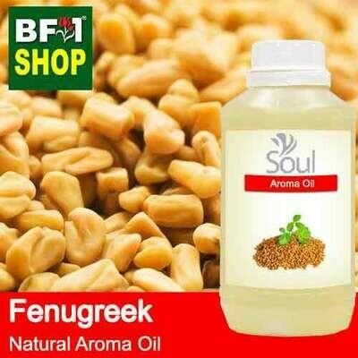Natural Aroma Oil (AO) - Fenugreek Aroma Oil  - 500ml