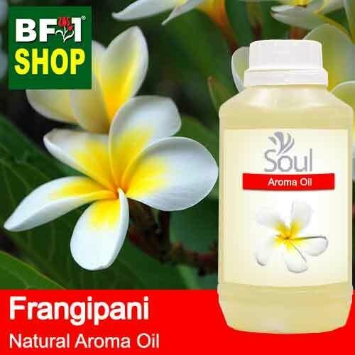 Natural Aroma Oil (AO) - Frangipani - 500ml