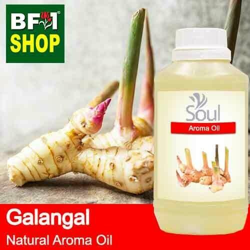 Natural Aroma Oil (AO) - Galangal Aroma Oil  - 500ml
