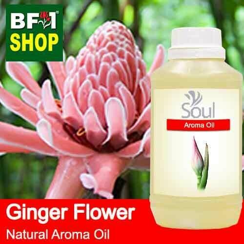 Natural Aroma Oil (AO) - Ginger Flower Aroma Oil  - 500ml