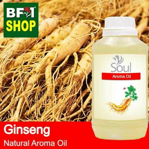 Natural Aroma Oil (AO) - Ginseng Aroma Oil  - 500ml