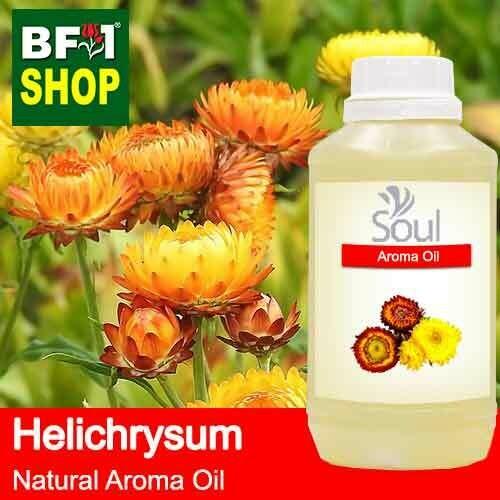 Natural Aroma Oil (AO) - Helichrysum Aroma Oil  - 500ml