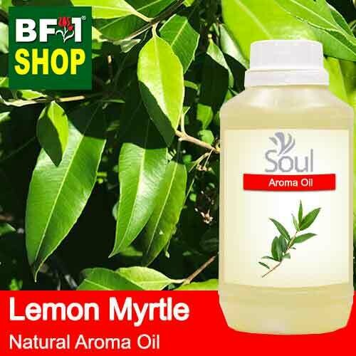 Natural Aroma Oil (AO) - Lemon Myrtle Aromatic Aroma Oil  - 500ml