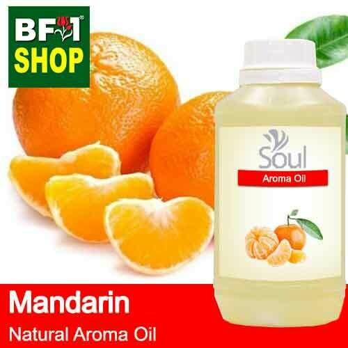 Natural Aroma Oil (AO) - Mandarin Aroma Oil  - 500ml