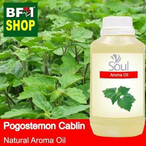 Natural Aroma Oil (AO) - Mint - Pogostemon Cablin Aroma Oil  - 500ml