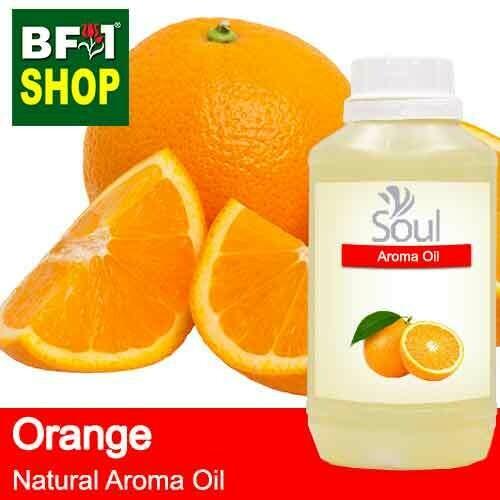 Natural Aroma Oil (AO) - Orange Aroma Oil  - 500ml