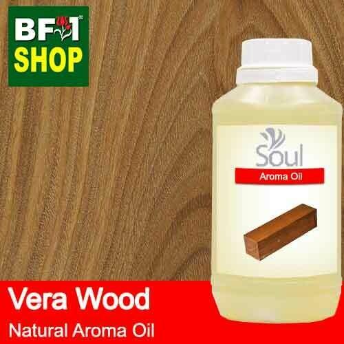 Natural Aroma Oil (AO) - Vera Wood Aroma Oil  - 500ml