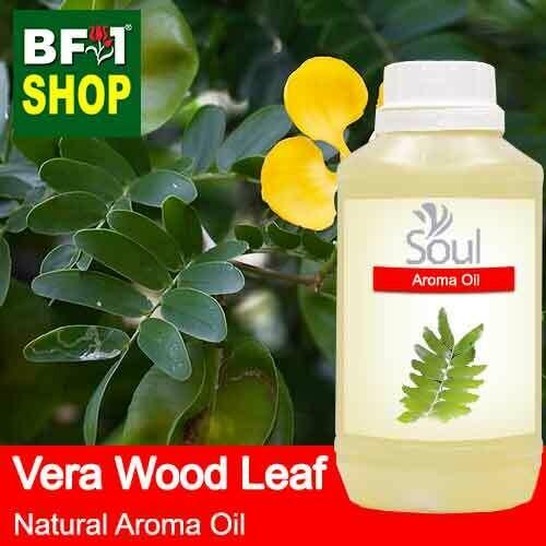 Natural Aroma Oil (AO) - Vera Wood Leaf Aroma Oil  - 500ml