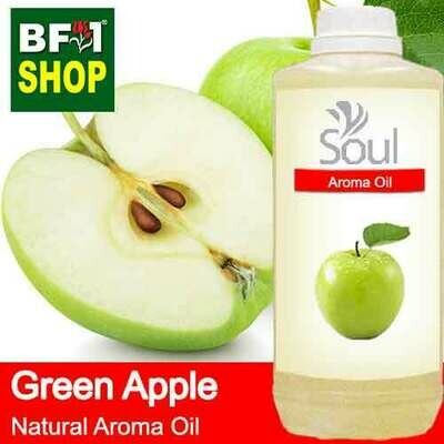 Natural Aroma Oil (AO) - Apple (Green) Aroma Oil  - 1L