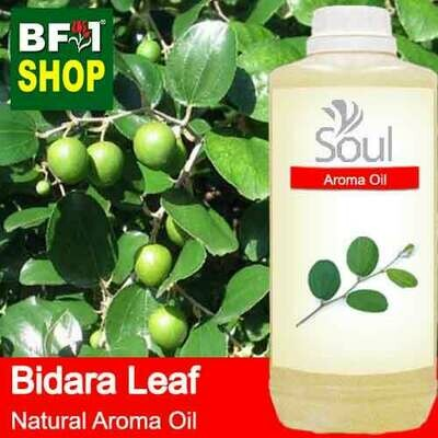 Natural Aroma Oil (AO) - Bidara Leaf (Zizyphus Mauritiana) Aroma Oil  - 1L