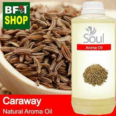 Natural Aroma Oil (AO) - Caraway Aroma Oil  - 1L