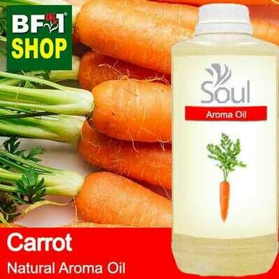 Natural Aroma Oil (AO) - Carrot Aroma Oil  - 1L