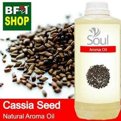 Natural Aroma Oil (AO) - Cassia seed Aroma Oil  - 1L