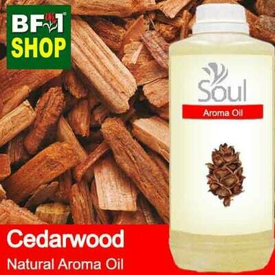 Natural Aroma Oil (AO) - Cedar Wood Aroma Oil  - 1L