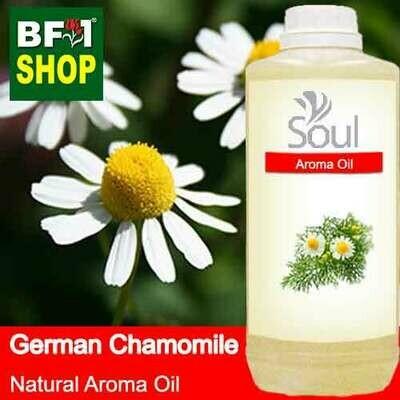 Natural Aroma Oil (AO) - Chamomile - German Chamomile Aroma Oil  - 1L