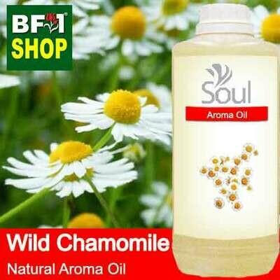 Natural Aroma Oil (AO) - Chamomile - Wild Chamomile Aroma Oil  - 1L
