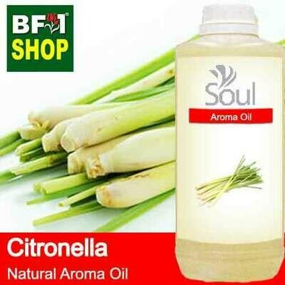 Natural Aroma Oil (AO) - Citronella ( Java Citronella ) Aroma Oil  - 1L