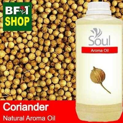 Natural Aroma Oil (AO) - Coriander Aroma Oil  - 1L