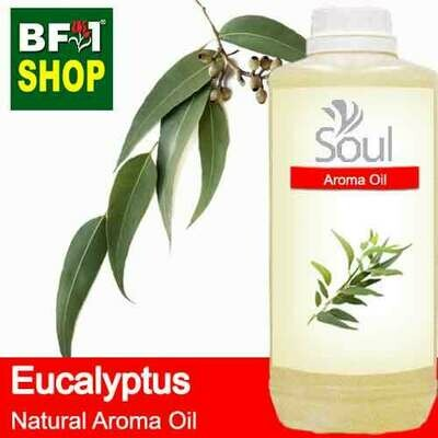 Natural Aroma Oil (AO) - Eucalyptus Aroma Oil  - 1L