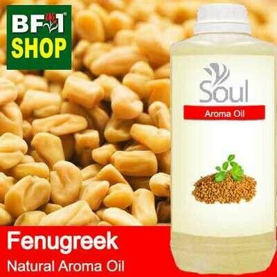 Natural Aroma Oil (AO) - Fenugreek Aroma Oil  - 1L