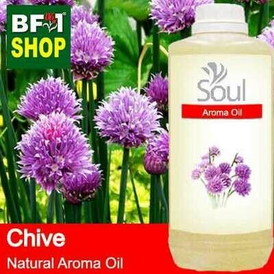 Natural Aroma Oil (AO) - Chive ( Allium schoenoprasum L ) Aroma Oil  - 1L