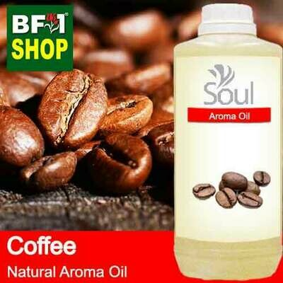 Natural Aroma Oil (AO) - Coffee Aroma Oil  - 1L