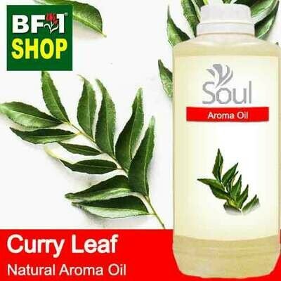 Natural Aroma Oil (AO) - Curry Leaf Aroma Oil  - 1L