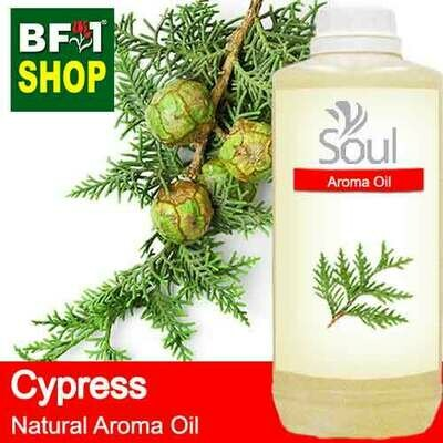 Natural Aroma Oil (AO) - Cypress Aroma Oil  - 1L