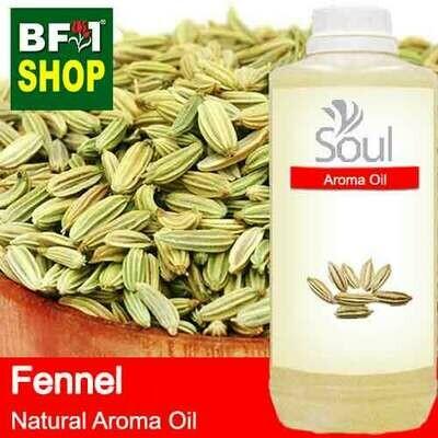 Natural Aroma Oil (AO) - Fennel Aroma Oil  - 1L