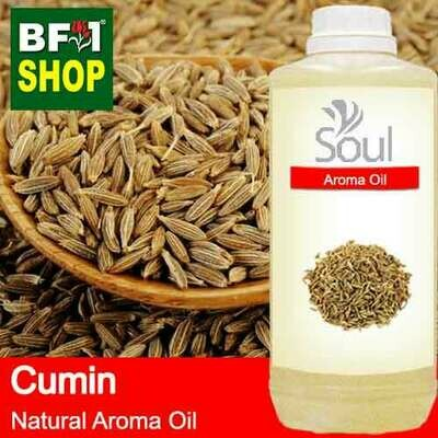 Natural Aroma Oil (AO) - Cumin Aroma Oil  - 1L