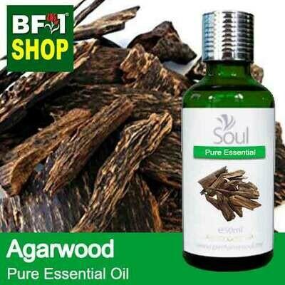 Pure Essential Oil (EO) - Agarwood Essential Oil - 50ml